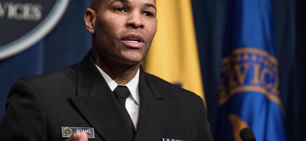 US Surgeon General on Vaping